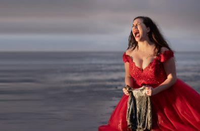 September 2020 Opera op het Wad bij Paesens-Moddergat